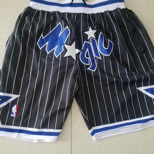 Orlando Magic Basketball Shorts NBA Just Don Short